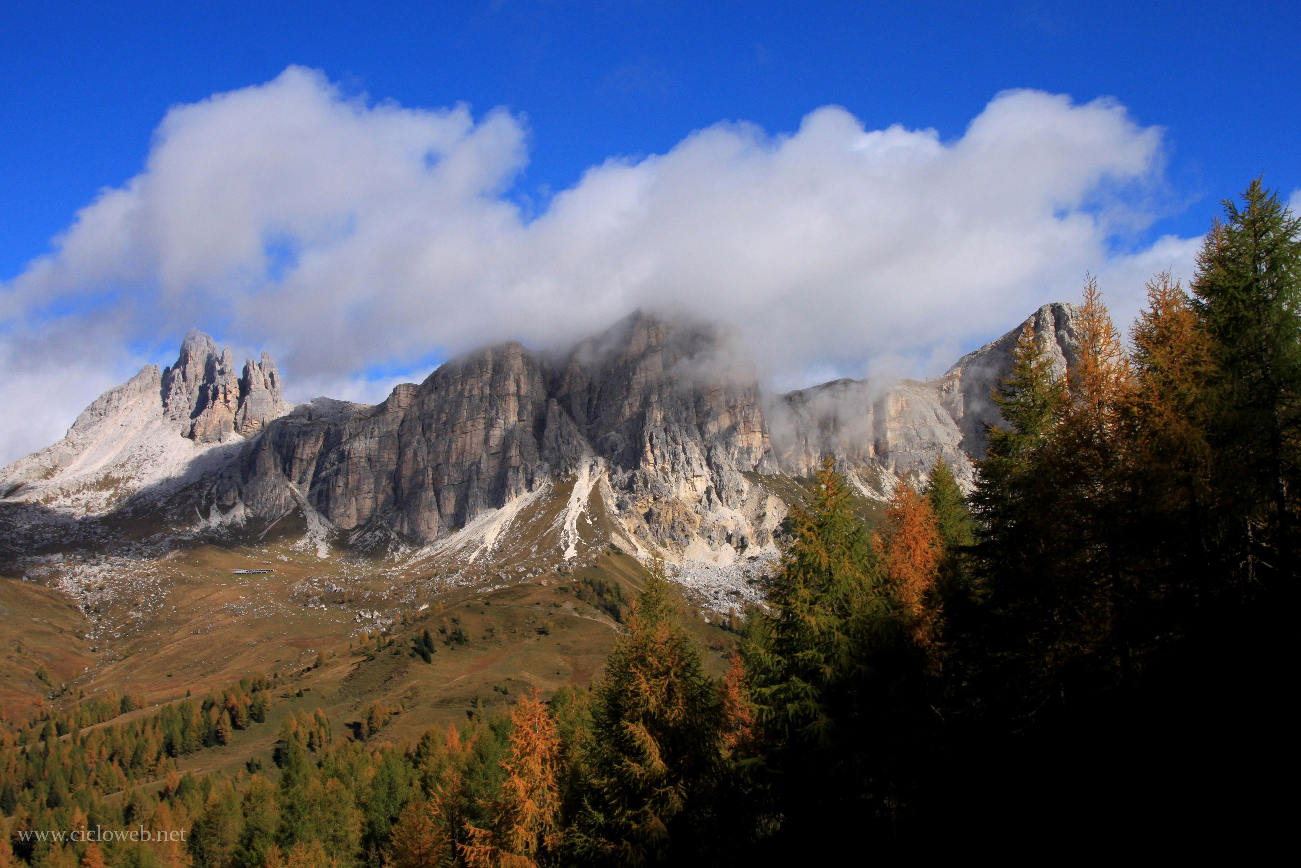 Forcelle dolomitiche